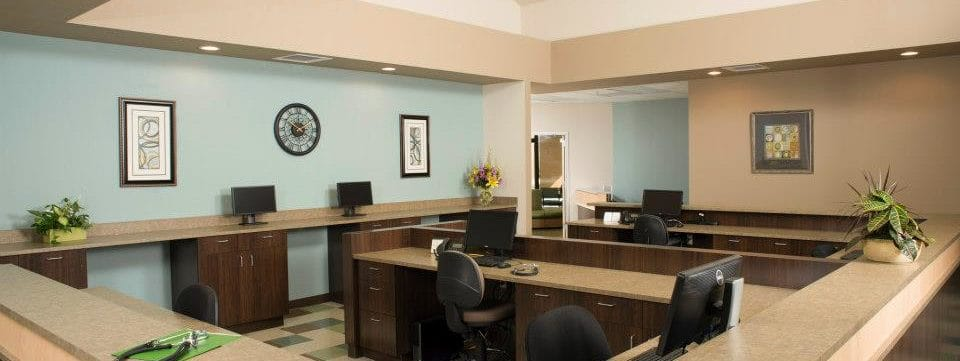 Reno Oncology Consultants Remodel Complete