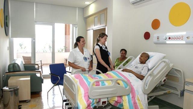Wikoff Design at Hospital de Cancer de Barretos