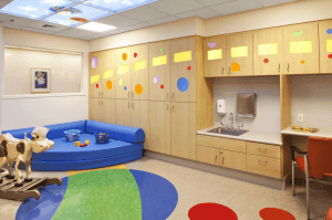Hospitals, Kids and Color