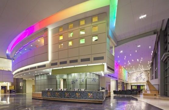 LED Lighting Changes Trends in Healthcare