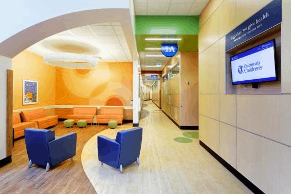Hospital Administrators Look To Designers To Help Improve Patient Flow Wikoff Design Studio