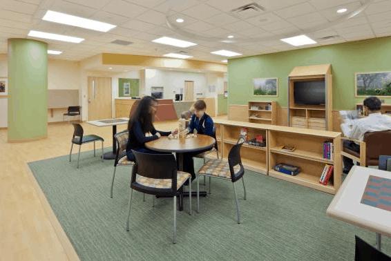 Rethinking Behavioral Health Center Design | Wikoff Design ...