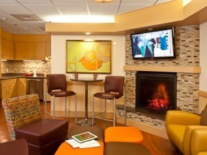 Ronald McDonald House, Family Room