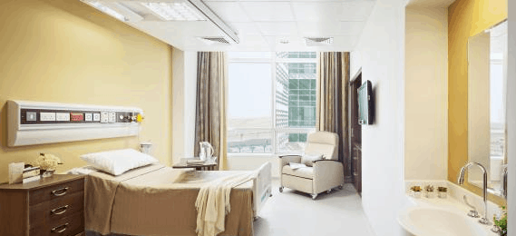 Special Report:  Patient Rooms of the Past, the Present and the Future