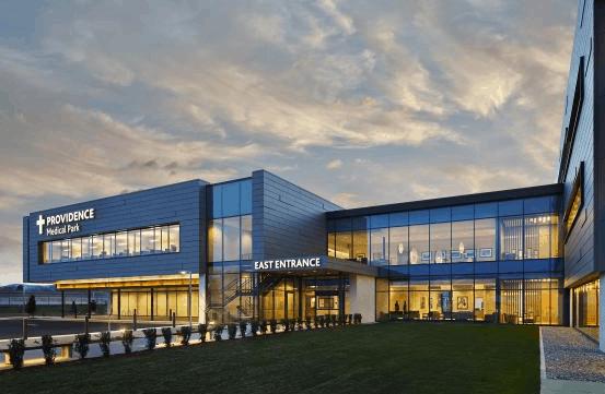 Providence Medical Park in Spokane, Washington Offers Complete Medical Care