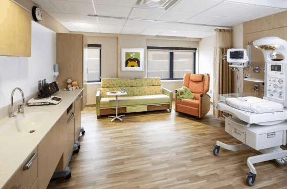 Park Nicollet S Family Birthing Center Wikoff Design Studio