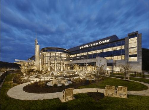Charleston Area Medical Center S New Cancer Center