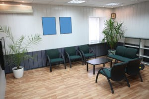 Bariatric Waiting Room
