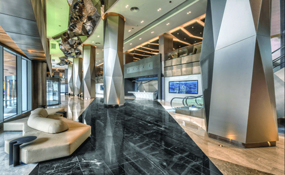 Acibadem Healthcare Group Lobby