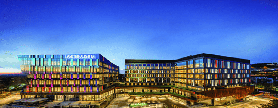 Featured Project: Acibadem Healthcare Group