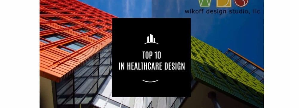 Healthcare Design Magazine Honors Top 10