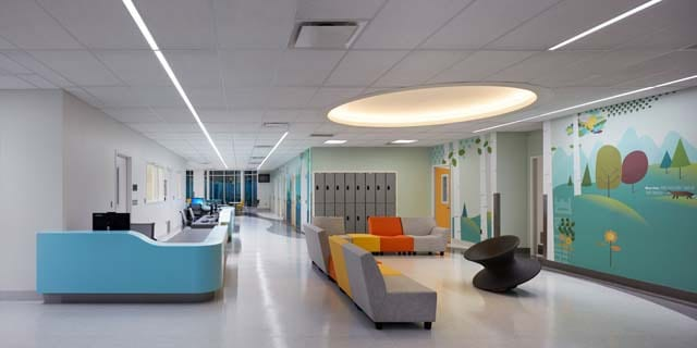 Featured Inspiration: Surrey Memorial Hospital Child and Adolescent Psychiatric Stabilization Unit