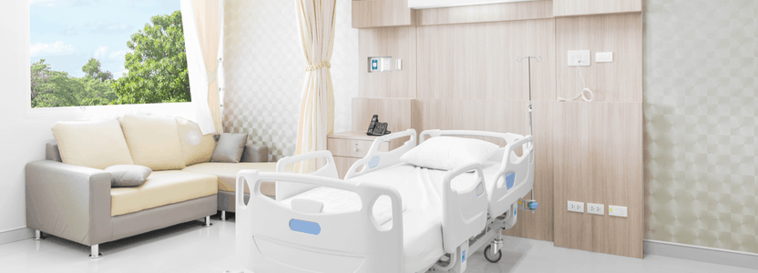 A Connection to Nature – The Hows and Whys of Biophilic Interior Design in the Healthcare Setting