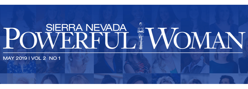 Sierra Nevada Powerful Women Publication Features Marie Wikoff – Healing Design