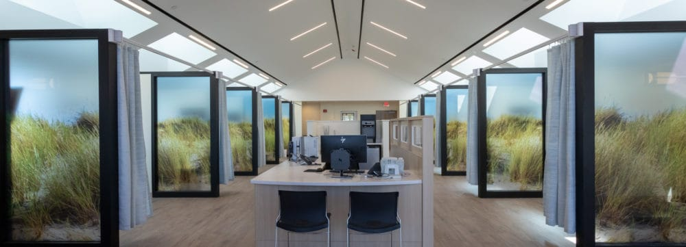 Biophilic Design Example – The Phillips Family Cancer Center