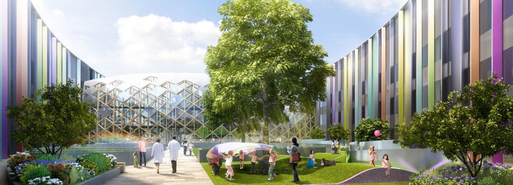 Preview the Largest, Most Complex Healthcare Project in Ireland – Opening 2022
