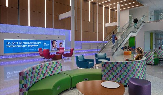 Case Study: Hospital Renovation While Fully Operational