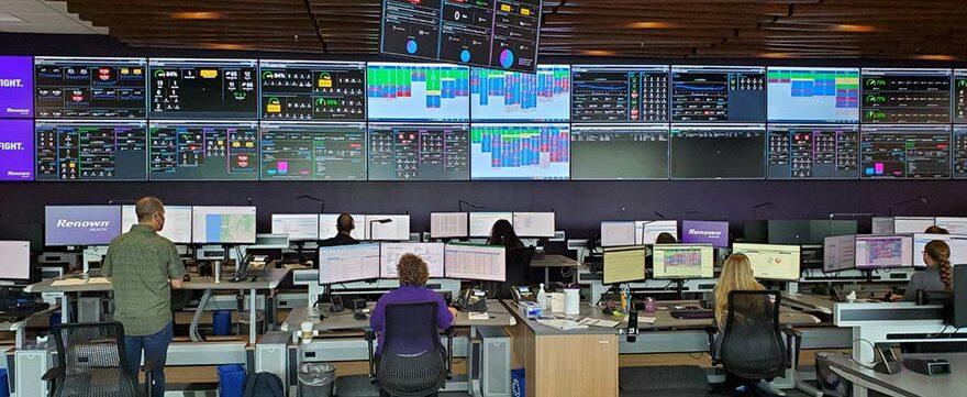 Renown Health Opens Care Traffic Control Center