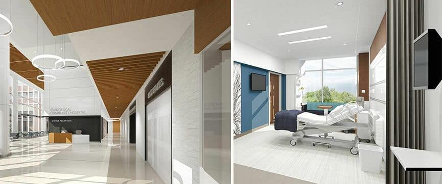 Evangelical Community Hospital Ensures Family-Centered Care