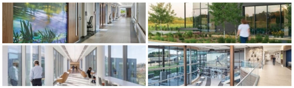 Healthcare Design's 2021 Distinctive Details Showcase